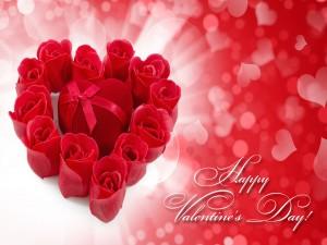 Regalos y ¡Feliz Día de San Valentín!