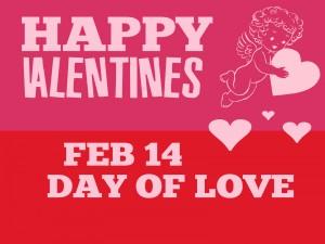 14 de febrero Día del Amor