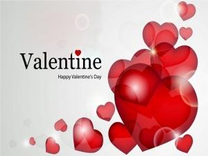 Felicitación para San Valentín