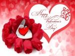 Tarjeta para el Día de San Valentín