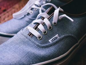 Unas zapatillas