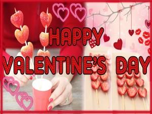 Fresas para festejar el Día de San Valentín