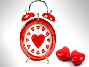 El reloj del amor
