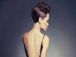 La espalda de una mujer