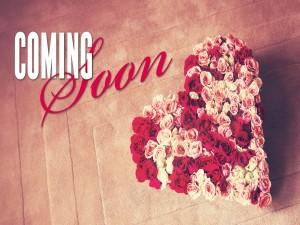 Corazón de rosas para San Valentín