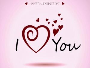 Declaración de amor en el Día de San Valentín