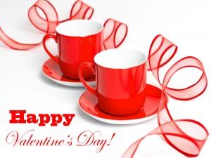 Desayuno romántico el Día de San Valentín