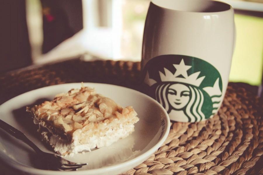 Merienda en Starbucks