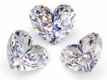 Tres brillantes corazones