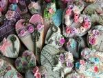 Bellísimos corazones decorados para el Día de San Valentín