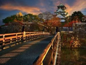 Puente hacia el templo