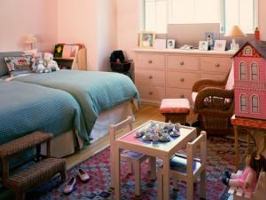 Bonita habitación de una niña