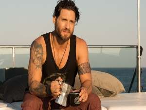 "Edgar Ramírez en ""Point Break 2015"""