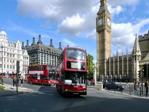 Los autobuses de Londres