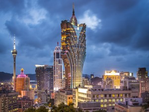 Grand Lisboa Hotel (Macao, China)