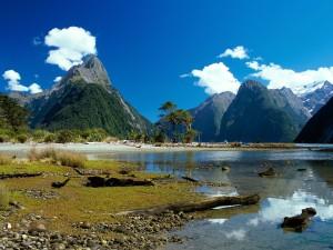 Mitre Peak (Nueva Zelanda)