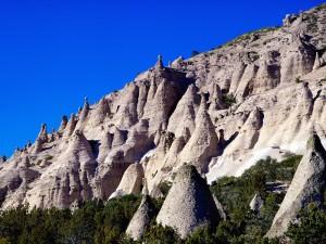 Monumento Nacional Kasha-Katuwe Tent Rocks (Nuevo México)