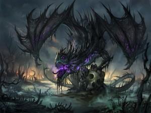 Dragón del inframundo