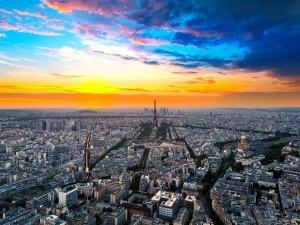 Hermosas vistas de París
