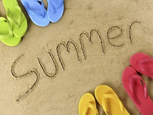 Llegando el verano