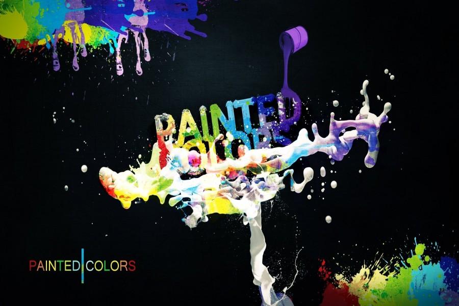 Manchas De Pintura (76207