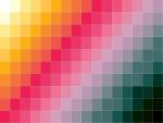 Cuadrados coloridos