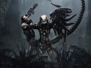 Aliens vs Predator (game)