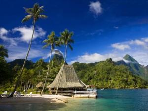 La isla de Tahití