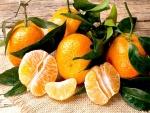 Exquisitas mandarinas