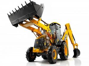 Excavadora JCB 3CX
