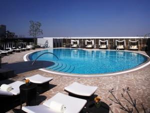 Lujoso complejo turístico con piscina