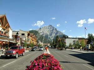 Avenida Banff (ciudad de Alberta, Canadá)