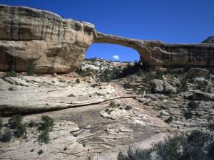 Puente natural Owachomo (Monumento nacional de los Puentes Naturales, Utah)