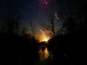 Recuerdos de una noche fantástica