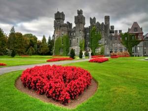 Jardines del castillo Ashford