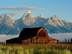 Jackson Hole en verano (Wyoming)
