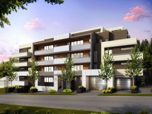 Diseño moderno de apartamentos