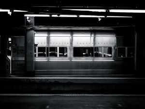 Tren de la Metropolitan Transportation