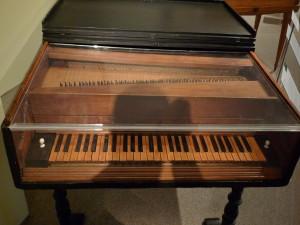 Piano más antiguo del mundo (creado por Bartolomeo Cristofori)