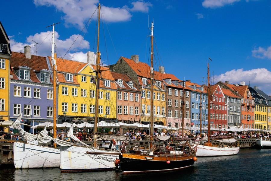 Nyhavn (Copenhague, Dinamarca)