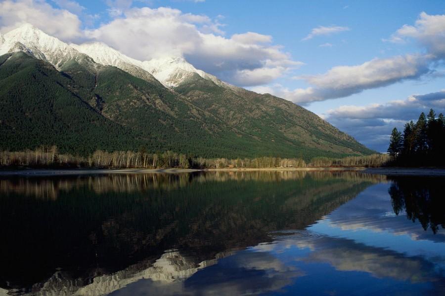 Lago Peckham's (Columbia Británica, Canadá)