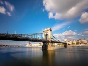 Impresionante puente en Italia