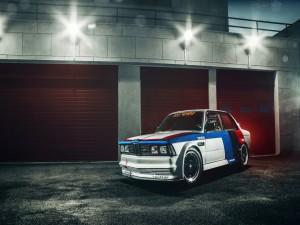 BMW E21 GTR