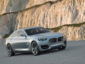 Un bonito BMW CS