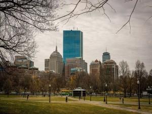Paseando por la ciudad de Boston