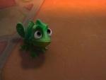 """Pascal de la película animada de Disney """"Enredados"""""""