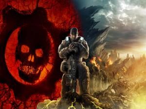 """Personaje de la serie de videojuegos """"Gears of Wars 3"""""""