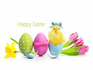 Festejando el día de Pascua