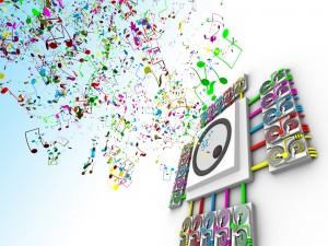 Color en la música