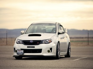 Subaru Impereza WRX